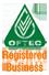 Oftec Registered Business