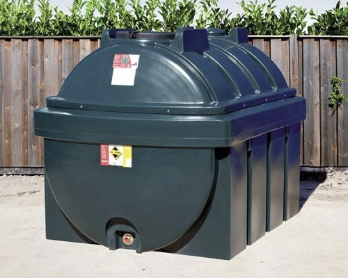 Heating Oil Tank Installation
